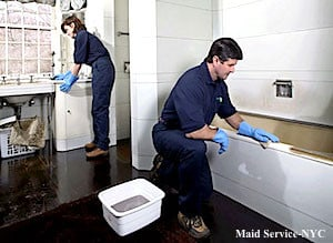 emergency cleaning service