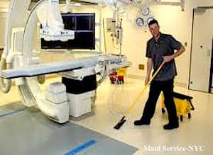 Medical Office Cleaning Service